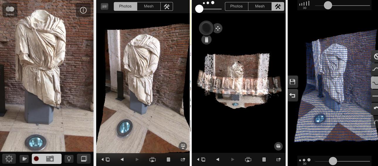 Las 4 mejores aplicaciones de escáner 3D para Android