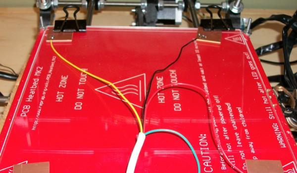 cama impresora 3d