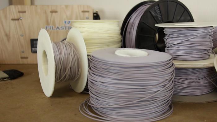 filastruder-filamento