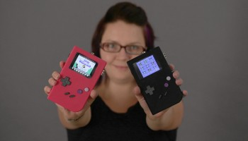 PIGRRL Raspberry Game Boy