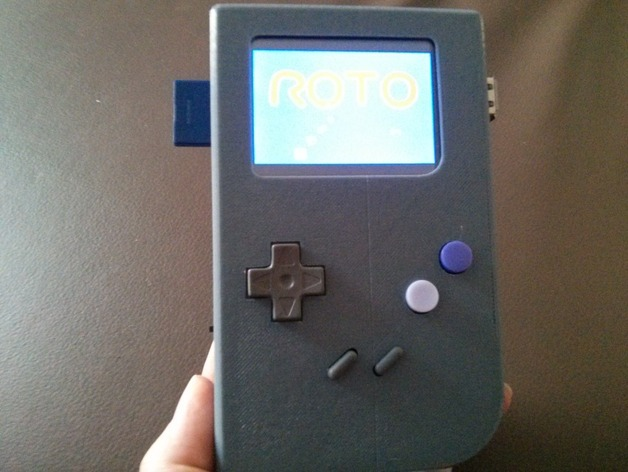 raspberry pi game boy 2