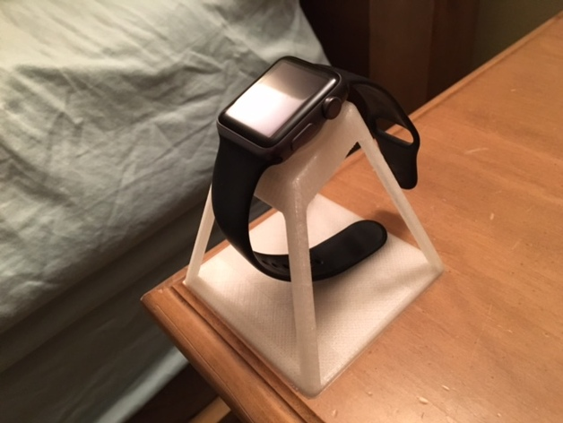 soporte apple watch impreso 3d